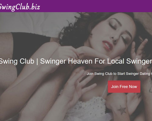 Free swinger dating