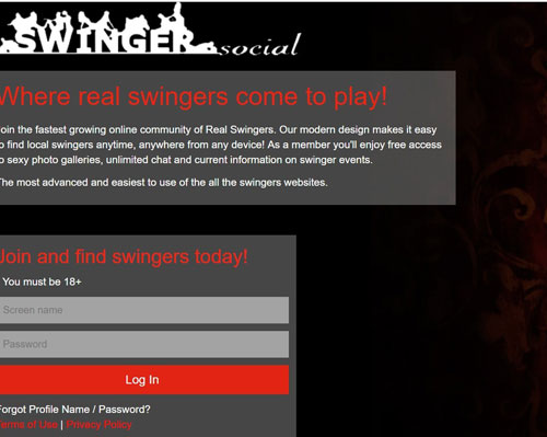 Thanks for free to use site swinger healthy!